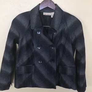 DKNY JEANS double breasted Jacket